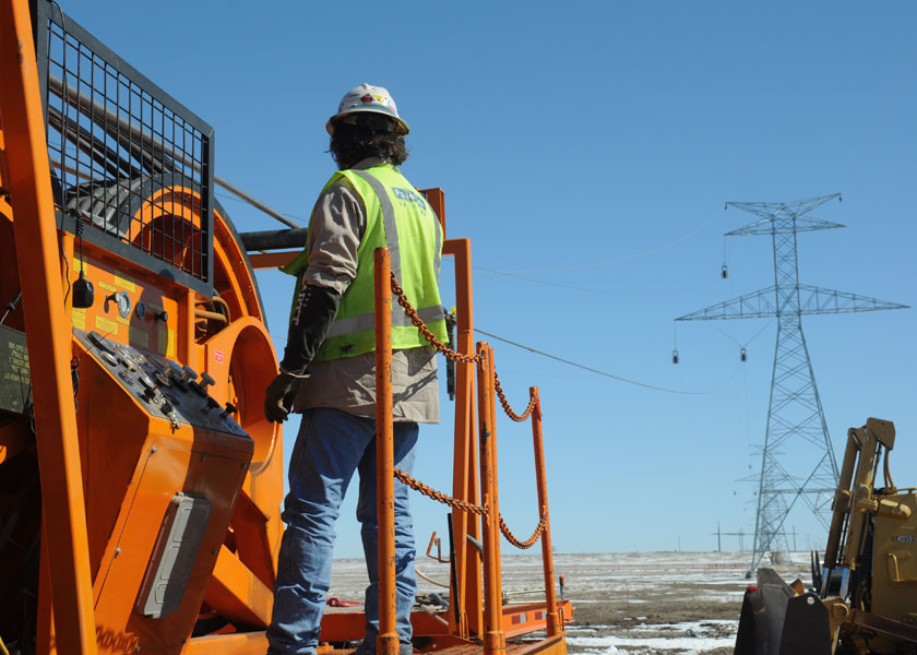 sharyland-utilities-project