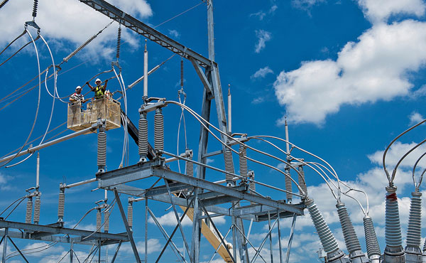 Electrical Substations - Power Lines Inc