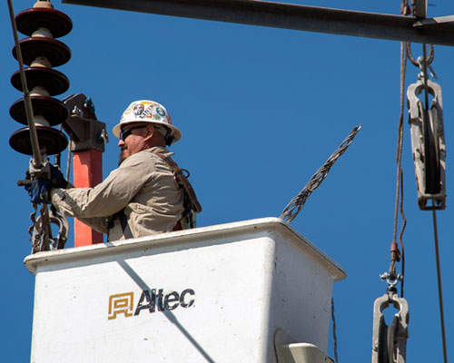 Power Line Services - T&D Construction & Maintenance